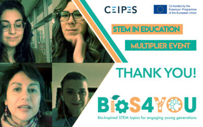 STEM IN EDUCATION: THE ITALIAN MULTIPLIER EVENT WAS A SUCCESS