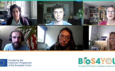 Germany Focus Group with STEM teachers for the BioS4YOU project